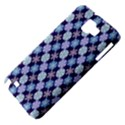 Snowflakes Pattern Samsung Galaxy Note 1 Hardshell Case View4