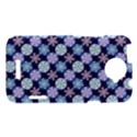 Snowflakes Pattern HTC One X Hardshell Case  View1
