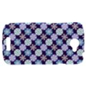 Snowflakes Pattern HTC One S Hardshell Case  View1