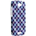 Snowflakes Pattern HTC One S Hardshell Case  View2