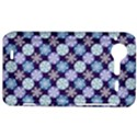 Snowflakes Pattern HTC Incredible S Hardshell Case  View1