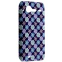 Snowflakes Pattern HTC Incredible S Hardshell Case  View2