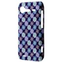 Snowflakes Pattern HTC Incredible S Hardshell Case  View3