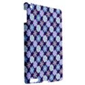 Snowflakes Pattern Apple iPad 3/4 Hardshell Case View2