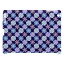 Snowflakes Pattern Apple iPad 3/4 Hardshell Case (Compatible with Smart Cover) View1