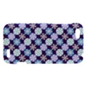 Snowflakes Pattern HTC One V Hardshell Case View1