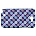 Snowflakes Pattern Samsung Galaxy Note 2 Hardshell Case View1