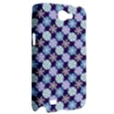 Snowflakes Pattern Samsung Galaxy Note 2 Hardshell Case View2
