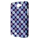 Snowflakes Pattern Samsung Galaxy Note 2 Hardshell Case View3