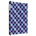 Snowflakes Pattern Apple iPad Mini Hardshell Case View2