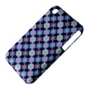 Snowflakes Pattern Apple iPhone 3G/3GS Hardshell Case (PC+Silicone) View4