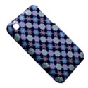 Snowflakes Pattern Apple iPhone 3G/3GS Hardshell Case (PC+Silicone) View5
