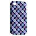 Snowflakes Pattern Apple iPhone 4/4S Hardshell Case (PC+Silicone) View2