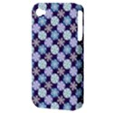 Snowflakes Pattern Apple iPhone 4/4S Hardshell Case (PC+Silicone) View3