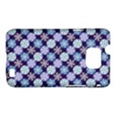 Snowflakes Pattern Samsung Galaxy S II i9100 Hardshell Case (PC+Silicone) View1