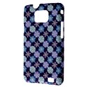 Snowflakes Pattern Samsung Galaxy S II i9100 Hardshell Case (PC+Silicone) View3