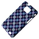 Snowflakes Pattern Samsung Galaxy S II i9100 Hardshell Case (PC+Silicone) View4
