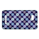 Snowflakes Pattern HTC One SU T528W Hardshell Case View1