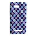 Snowflakes Pattern HTC One SU T528W Hardshell Case View2