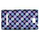 Snowflakes Pattern HTC 8S Hardshell Case View1
