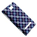 Snowflakes Pattern HTC 8S Hardshell Case View5