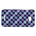 Snowflakes Pattern HTC Butterfly X920E Hardshell Case View1
