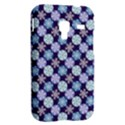 Snowflakes Pattern Samsung Galaxy Ace Plus S7500 Hardshell Case View2