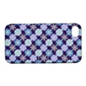 Snowflakes Pattern Apple iPhone 4/4S Hardshell Case with Stand View1