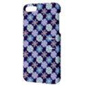 Snowflakes Pattern Apple iPhone 5 Hardshell Case with Stand View3