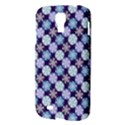 Snowflakes Pattern Samsung Galaxy S4 I9500/I9505 Hardshell Case View3