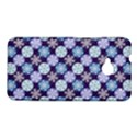 Snowflakes Pattern HTC One M7 Hardshell Case View1