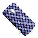Snowflakes Pattern Samsung Galaxy Duos I8262 Hardshell Case  View5