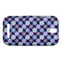 Snowflakes Pattern HTC One SV Hardshell Case View1