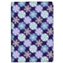 Snowflakes Pattern iPad Mini 2 Flip Cases View1