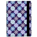 Snowflakes Pattern iPad Mini 2 Flip Cases View2