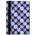 Snowflakes Pattern iPad Mini 2 Flip Cases View4