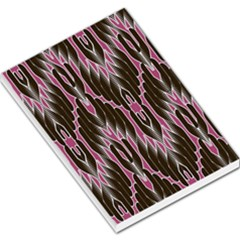 Pearly Pattern  Large Memo Pads