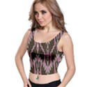 Pearly Pattern  Crop Top View1