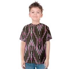 Pearly Pattern  Kids  Cotton Tee