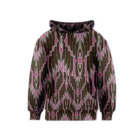 Pearly Pattern  Kids  Pullover Hoodie