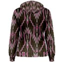 Pearly Pattern  Women s Pullover Hoodie View2