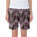 Pearly Pattern  Women s Basketball Shorts View1