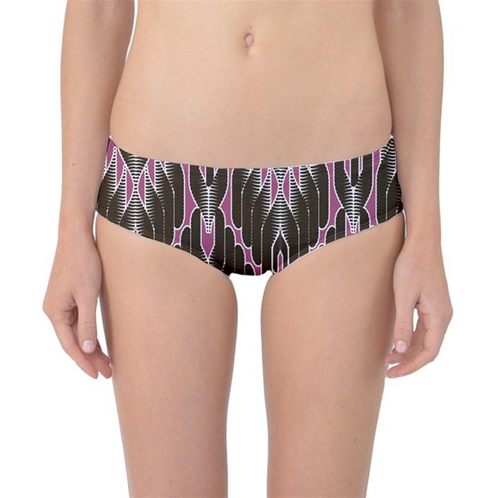 Pearly Pattern  Classic Bikini Bottoms