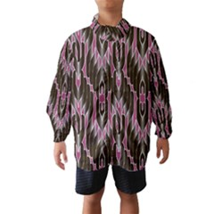 Pearly Pattern  Wind Breaker (Kids)