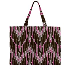 Pearly Pattern  Large Tote Bag