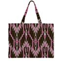 Pearly Pattern  Large Tote Bag View1