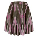 Pearly Pattern  High Waist Skirt View2