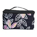 Winter Beautiful Foliage  Cosmetic Storage Case View1