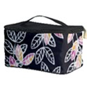 Winter Beautiful Foliage  Cosmetic Storage Case View3