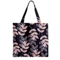 Winter Beautiful Foliage  Zipper Grocery Tote Bag View1